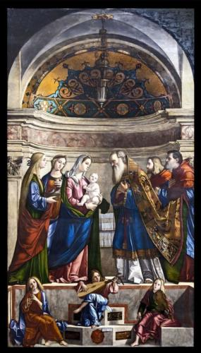 Accademia - Presentation of Jesus in the Temple by Vittore Carpaccio